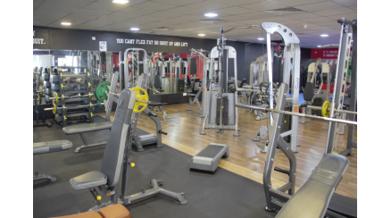 Champions Gym - Dubai Media City