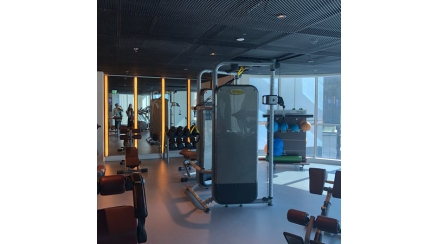 Dukes Dubai Hotel Fitness and Leisure