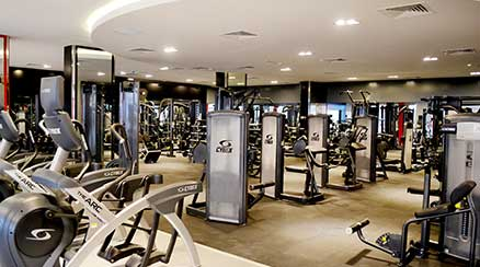 Fitness 360 - International City