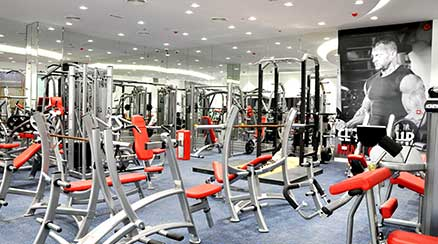 Fitness 360 - Al Ain Ladies Only Club