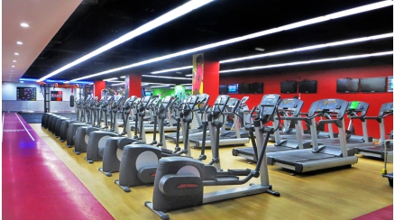 Fitness First- Abu Dhabi Mall