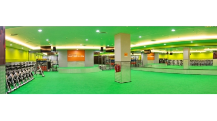 Fitness First- Al Seef Mall Abu Dhabi Ladies Only