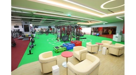 Fitness First- Bawabat Al Sharq Mall Abu Dhabi - Ladies Only