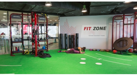 Fitness First- Dubai Media City