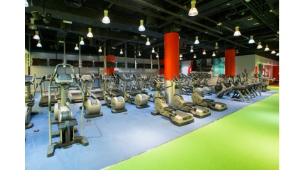 Fitness First- Safeer Mall