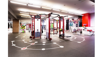 Fitness First- Uptown Mirdiff- Ladies Only