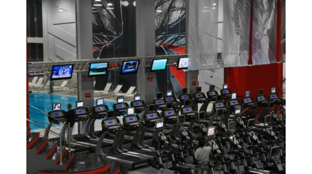 Fitness Time - Ras Al Khaimah (Men Only)