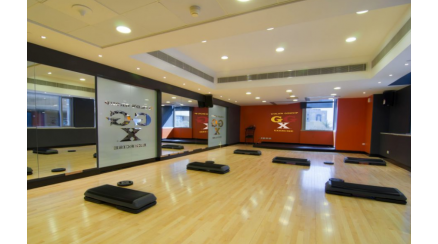 Gold's Gym - Al Musalla Tower (Mixed)