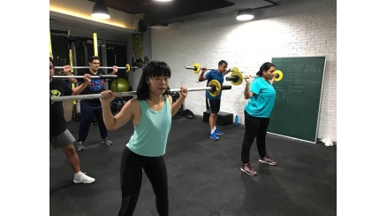 Universal Fitness Bootcamp – Business Bay