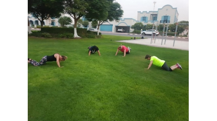 Universal Fitness Bootcamp - Uptown Mirdif