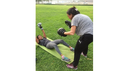 Universal Fitness Bootcamp – Zabeel Park